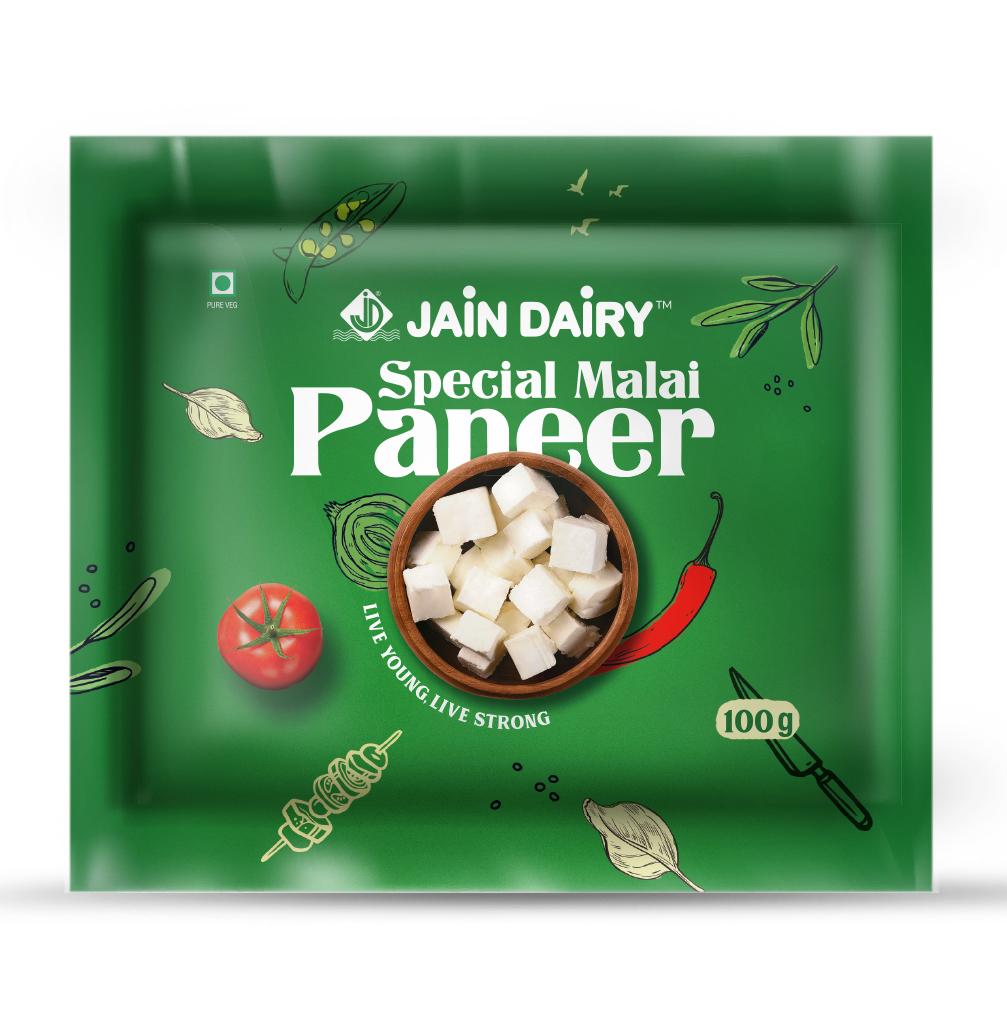 Special Paneer Green 100g