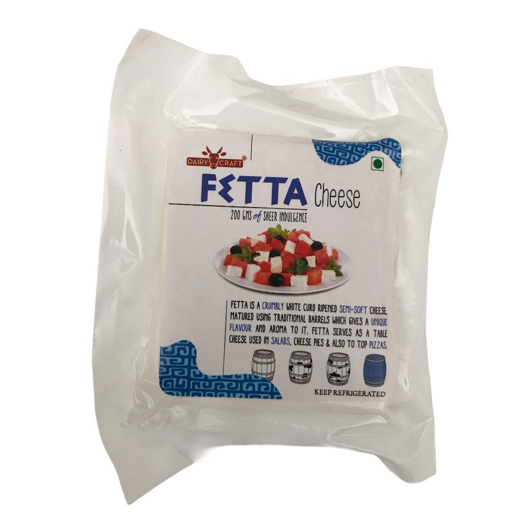 Feta Cheese Dairy Craft