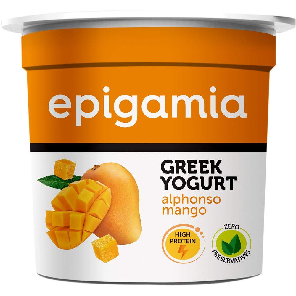 Mango Yogurt 2